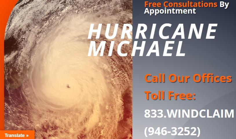 Hurricane Michael Resources